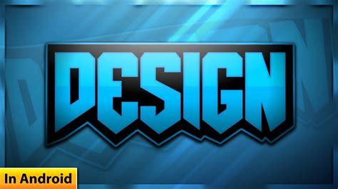 tutorial simplistic mascotsporty text logos esports sports ect  android youtube