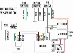 Collection Of Coolster 125cc Atv Wiring Diagram Sample