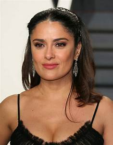 Salma Hayek Photos Photos - 2017 Vanity Fair Oscar Party ...