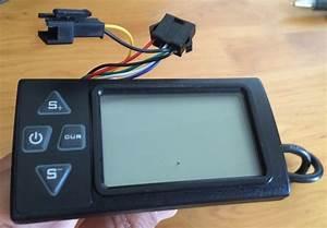 2020 24v36v48v250w350w Controller  U0026lcd Display Manual