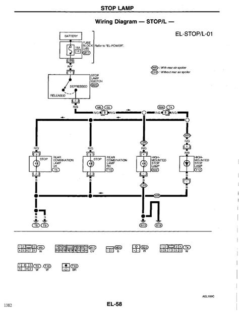 99 Altima Wiring Diagram by 1999 Nissan Altima Gxe 4 Cyl Eccs Will Not Engage The On