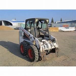 2001 Bobcat 753 Skid Steer Loader