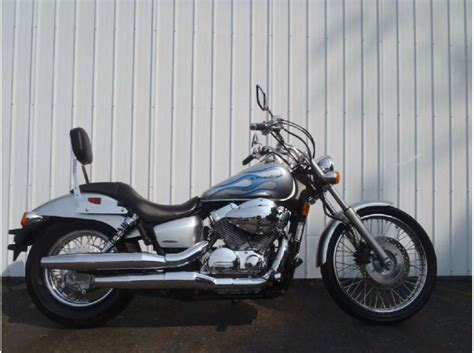 2008 Honda Shadow Spirit 750 (vt750c2) For Sale On 2040motos