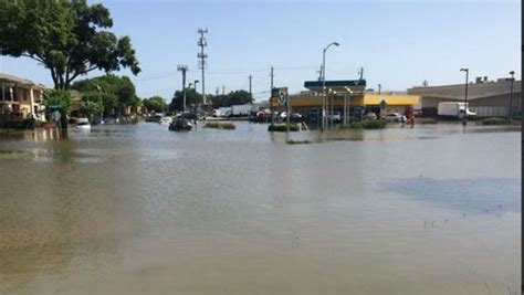 Mandatory evacuation issued for Wharton residents as