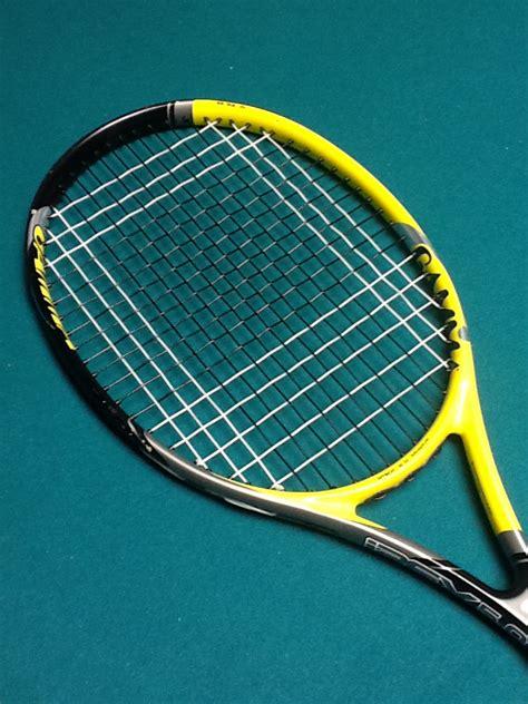 lendl pattern custom stringing  tennis racquets calgary canada store