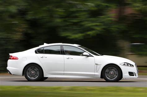 Jaguar Xf R-sport First Drive