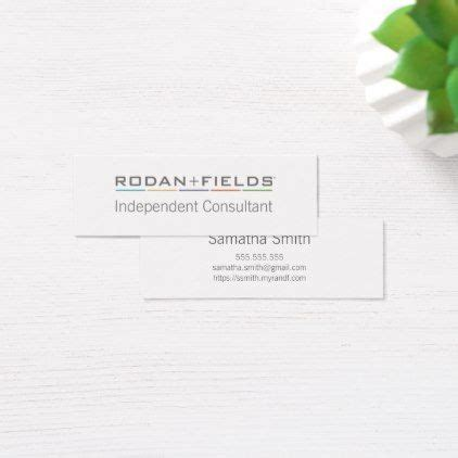 simple independent consultant business cards zazzlecom