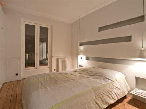 Tete De Lit Chambre Parentale by R 233 Novation Appartement Ouest Home Chambre Parentale