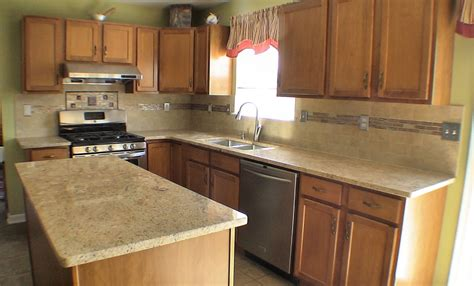 kitchen countertops options ideas fresh kitchen countertop material options 2326