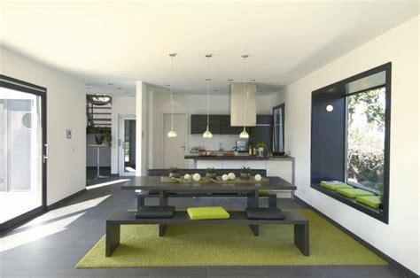 Moderne Häuser Innenausstattung by Deutsches Fertighaus Center De Fertighaus Detailansicht