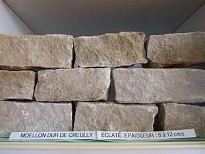 Mur En Moellon : achat moellon construction maison b ton arm ~ Dallasstarsshop.com Idées de Décoration