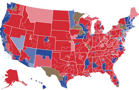 house election interactive map