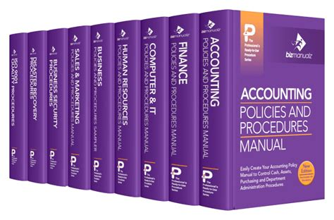 Accounting Policies And Procedures Template Free by Free Sle Policies And Procedures Template