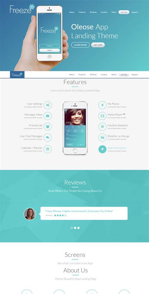 Bootstrap Templates 30 Bootstrap Website Templates Free