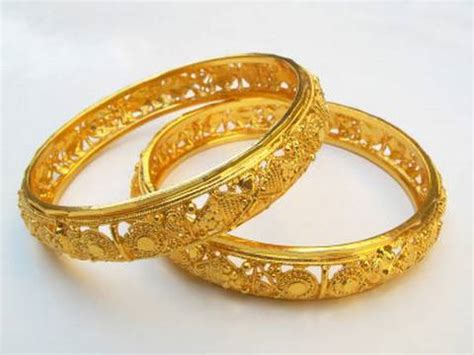 pelli peetika is gold 30 years back gold bangles youtube