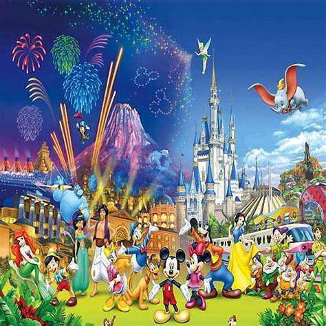 Disney Photo Backdrop carnival disney 8 x8 cp backdrop computer painted scenic