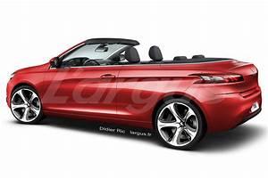 Peugeot Cabriolet 2018 : peugeot 308 cabriolet 2015 retour la toile photo 2 l 39 argus ~ Melissatoandfro.com Idées de Décoration