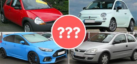 Which Common First Car Matches Your Personality?