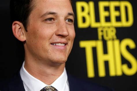 Miles thinks arclight and the cinerama could. Miles Teller to star in and producer survival drama 'Not ...