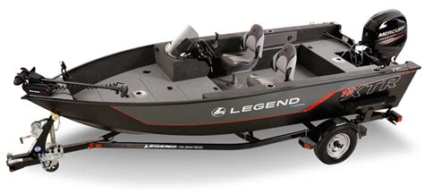 Legend Boats Vibe by 16 Xtr S Legend Boats