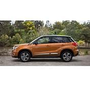 2016 Suzuki Vitara Review  Photos CarAdvice