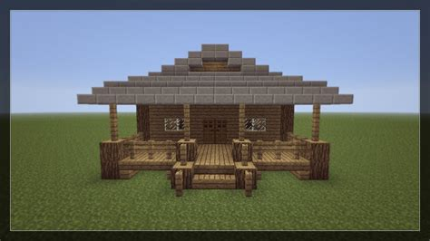 blueprints of homes how to a small minecraft house