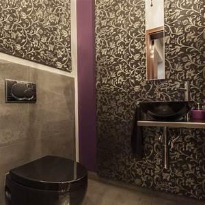 Papier Peint Pour Salle De Bain : papier peint salle de bain zen ~ Dailycaller-alerts.com Idées de Décoration