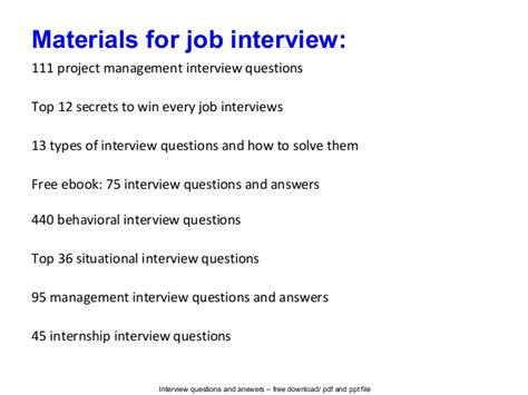 Retail Sales Questions From Manager by Technical Project Manager Questions And Answers