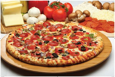 Nardone Bros » Multi Serve Round Pizza