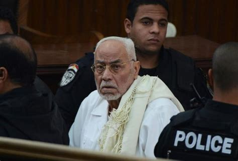 mantan pemimpin umum ikhwanul muslimin mesir mohammed