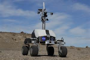 NASA Space Exploration Robots
