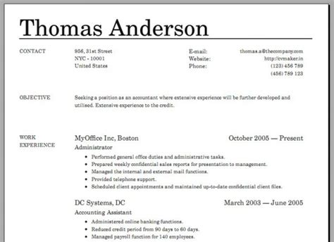 How To Make Resume For Free by How To Build Your Cv Free Anjinho B