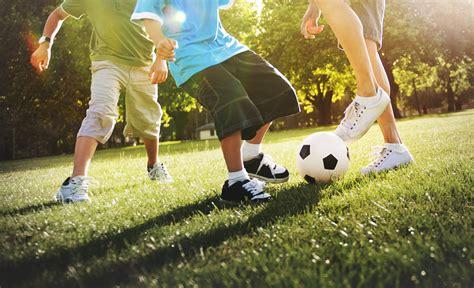 Children's Summer Sports   RH Uncovered