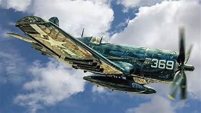 Corsair F4u Wallpapers Fighter Marine Vought Desktop