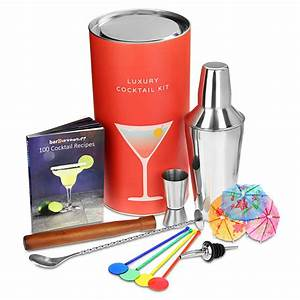 Set A Cocktail : luxury drinkstuff cocktail kit cocktail equipment kit cocktail gift set buy at drinkstuff ~ Teatrodelosmanantiales.com Idées de Décoration