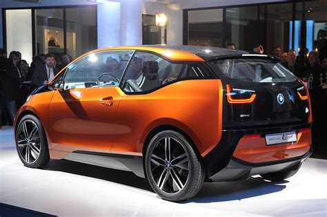 2018 Bmw I3 Coupe Concept Car Photos Catalog 2018