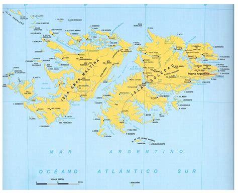 Nombre De Una Isla Mapa