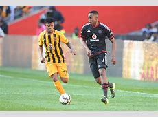 George Lebese and Happy Jele Kaizer Chiefs vs Orlando