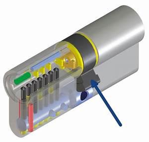 Cylindre De Sécurité : comment reconna tre un cylindre europ en de haute s curit ~ Edinachiropracticcenter.com Idées de Décoration