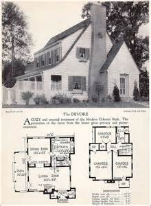contemporary colonial house plans 258 best images about vintage home plans on colonial modern homes and kit homes