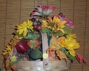 50 idees pour une belle decoration avec des fleurs d39automne With chambre bébé design avec fleurs panier