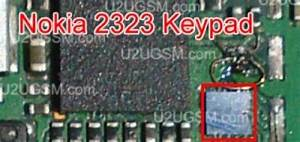 Nokia X2 Battry Connector Way If Prints Damage Jumpers
