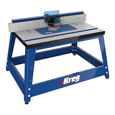 router table and router router table benchtop router table kreg tool company