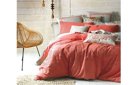 coral colored bedding inspiring coral colored bedding sets 1 beige and coral