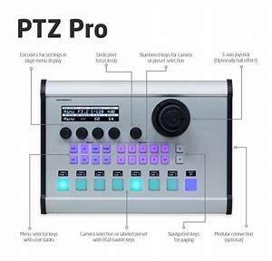 Using Newtek Ndi U00ae Ptz1 Camera With Skaarhoj Ptz Controllers