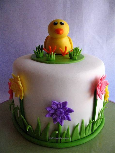 easter mini cakes decoration ideas family holidaynet