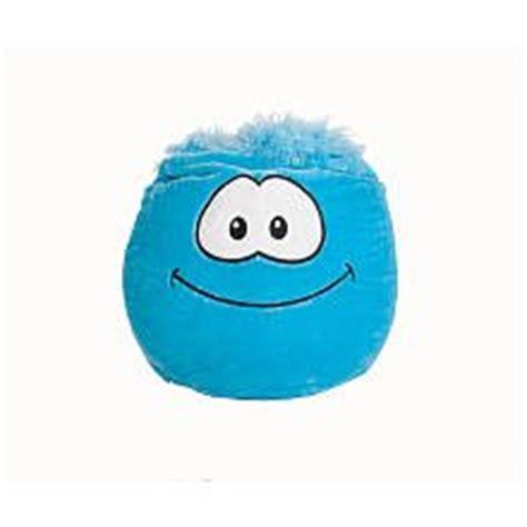 club penguin blue puffle bean bag chair toys