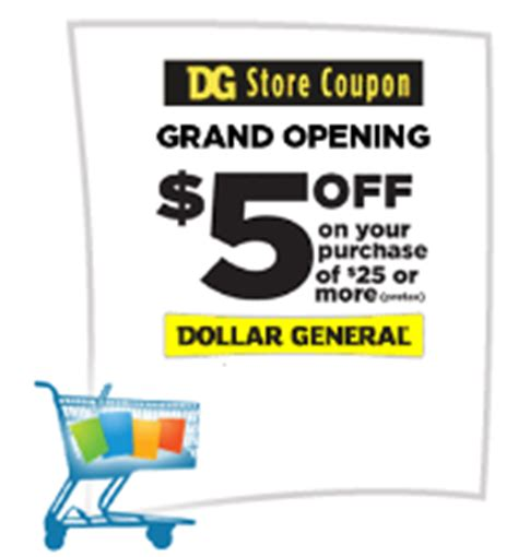 dollar general    purchase     printable