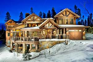 1296 Ski Hill Road - Traditional - Exterior - denver - by