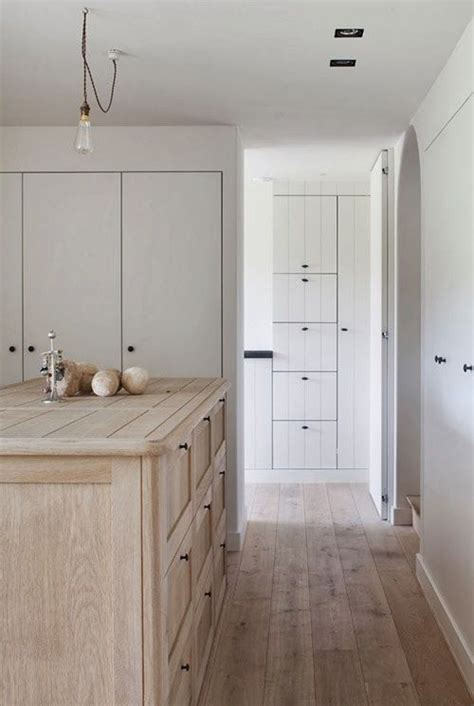 soft flooring for kitchen scandinavian style kitchen with oak flooring and 5588